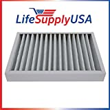 2 Pack Filter 30928 for Hunter HEPAtech Air Purifiers 30057 3005 30067 30078 30079 & 30124 by LifeSupplyUSA