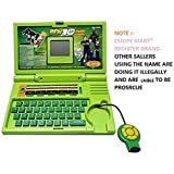 Techno Buzz Deal 20 Activities & Games Fun Laptop Notebook Computer Toy for Kids