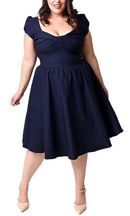 Vintage kleid gr 48