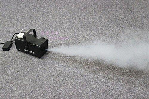[Hot sale remote control mini 400W small smoke machine dj equipment stage fog machine] (Small Fog Machine)