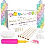 Balloon Column Kit — Set of 2 | Balloon Columns