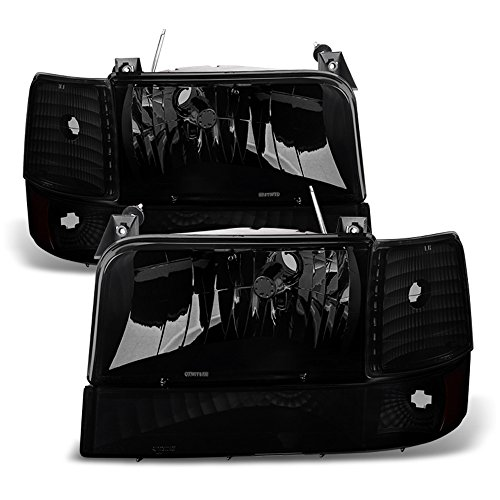 93 f150 headlight assembly - 3