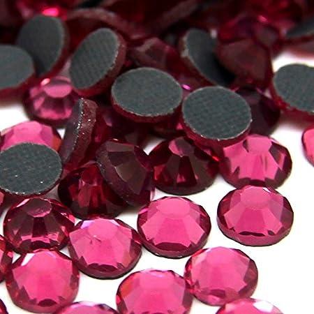 Zbella Crystal Hot Fix Rhinestones 10 Gross 1440 Stones//pkg ss16, Black Hotfix Rhinestones