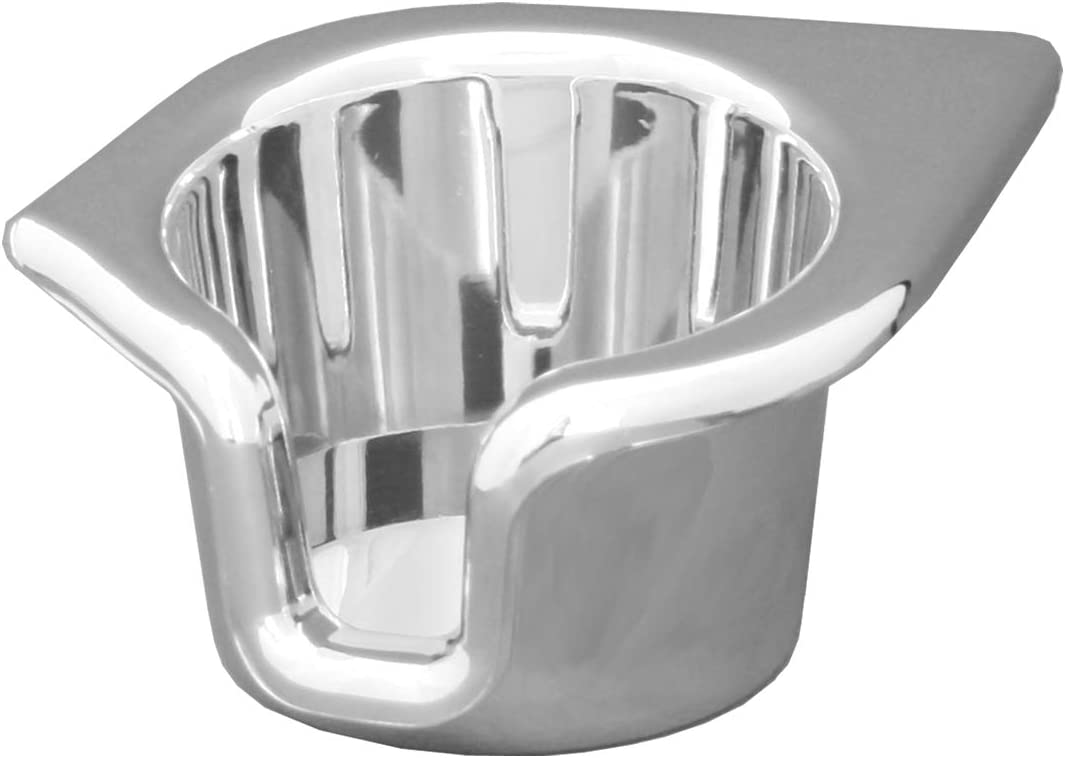 GG Grand General 68723 Chrome Plastic Cup Holder for Peterbilt 357//378//379//385//386//389 2006 Up