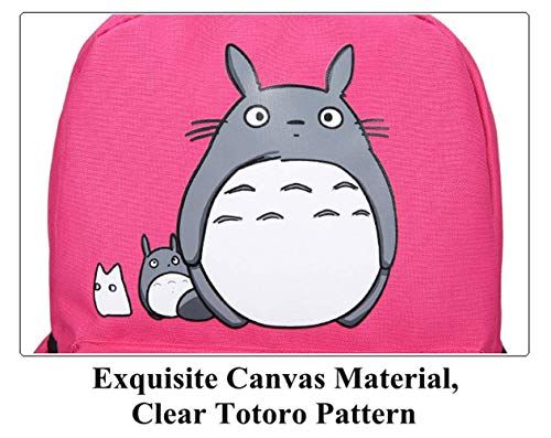 Teenager Cartoon My Neighbor Totoro Backpack Cartoon Anime Travel Daypack Rucksack