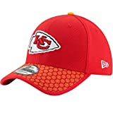 New Era 39Thirty Cap - NFL 2017 Sideline Kansas City Chiefs