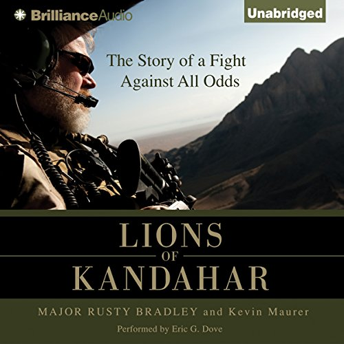 Lions of Kandahar: The Story of a Fight Against All Odds Audiobook [Free Download by Trial] thumbnail