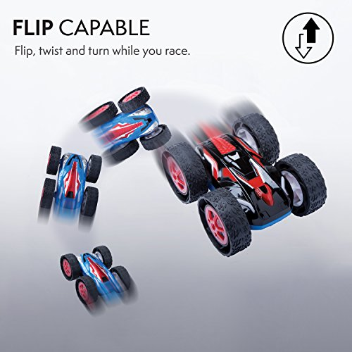 Toy Cars That Flip Over : Cyclone kids remote control car quot mode flip