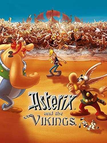 DVD : Asterix and the Vikings