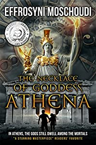 The Necklace Of Goddess Athena by Effrosyni Moschoudi ebook deal