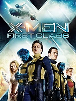 X-Men: First Class / Amazon Instant Video