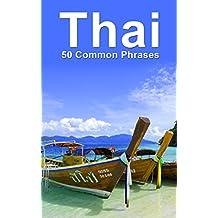 Thai: 50 Common Phrases