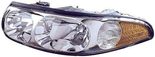 Depo 336-1103R-ASDZ Buick LeSabre Passenger Side Replacement Headlight Assembly