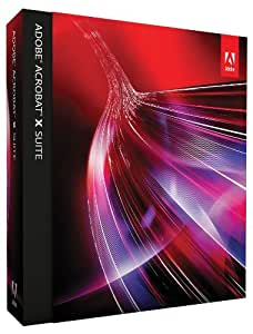 Adobe Acrobat X Suite