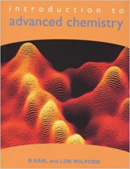Book Introduction to Advanced Chemistry: Bk.1 (Advanced Chemistry Series) by Bryan Earl (24-May-2000)