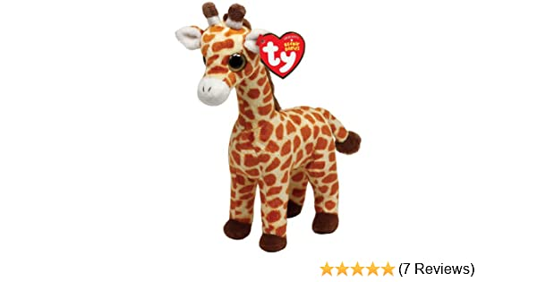 5fc2a6a0c99 Amazon.com  Ty Beanie Babies Topper - Giraffe  Toys   Games