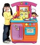Dora Kitchen Play Set Fisher-Price Dora Fiesta Favorites Kitchen