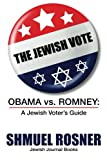 The Jewish Vote, Shmuel Rosner, 1479308250