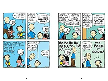 Big Nate: Welcome To My World 3