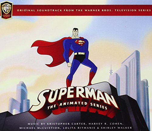 Superman: The Animated Series-Original Soundtrack Recording (4 CD Collectors - Lolita Series