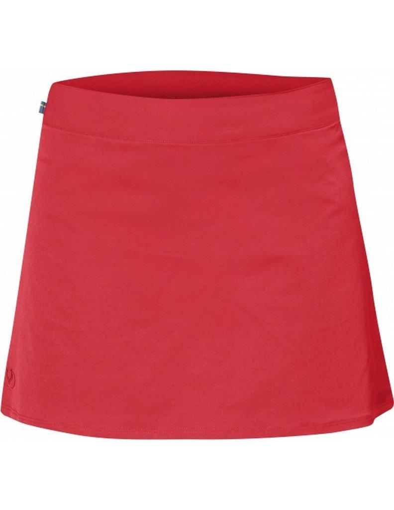 Fjallraven Women's Abisko Trekking Skort Red Skirt XXS X 10.5