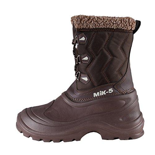 HSM - Botas para mujer marrón marrón marrón