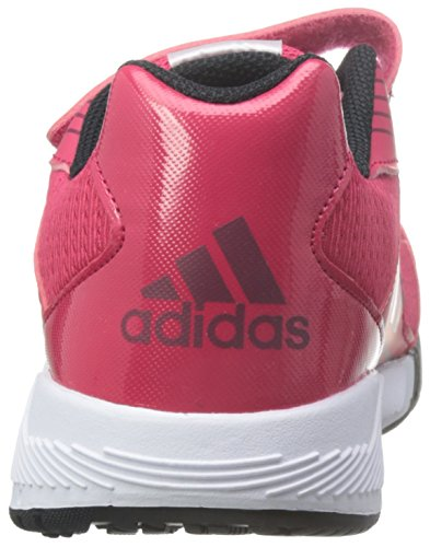 adidas Unisex-Kinder AltaRun CF K Fitnessschuhe, EU Rosa (Rosene / Negbas / Rubmis)
