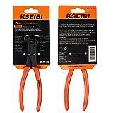 KSEIBI 141150 End Cutting Nippers PVC Pattern 7