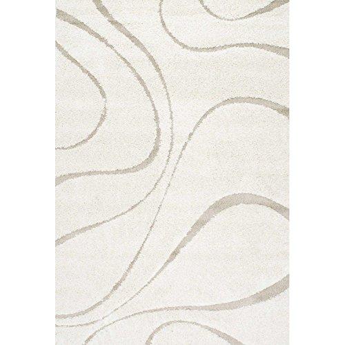 - nuLOOM Cozy Soft and Plush Caroyln Shag Rug, 5' 3