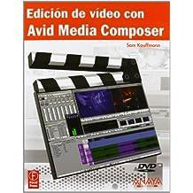 Edición de vídeo con Avid Media Composer / Avid Editing