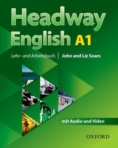 Headway English: A1 Student's Book Pack (DE/AT), with Audio-mp3-CD
