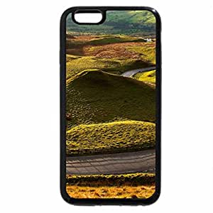iPhone 6S Plus Case, iPhone 6 Plus Case, road down to the valley in sunshine