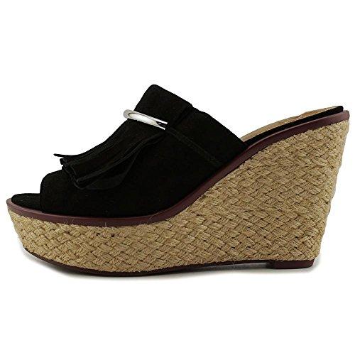 Franco Sarto Kvinners Candace Sandal Sort