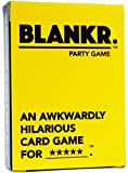 Blankr: An Awkwardly Hilarious Card Game For .