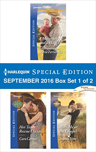 Harlequin Special Edition September 2016 Box Set 1 of 2: An - 2 Set Sims Box The