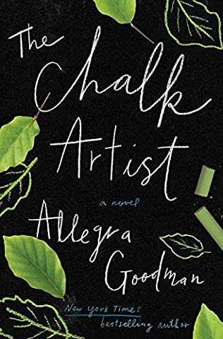book cover of The Chalk Artist