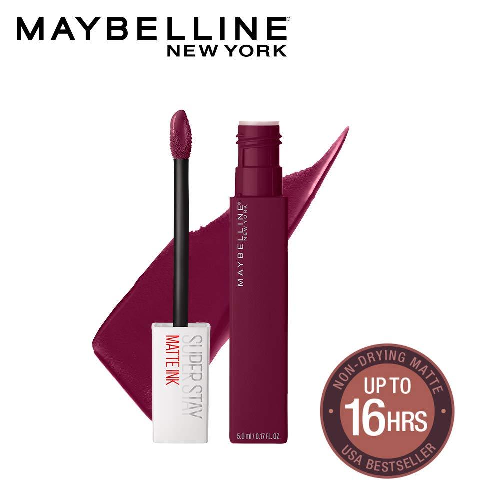 Maybelline-New-York-Super-Stay-Matte-Ink-Liquid-Lipstick thumbnail 111