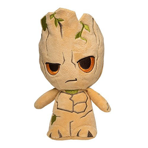 Funko Hero Plushies Marvel: Avengers Infinity War-Groot Collectible Figure, Multicolor