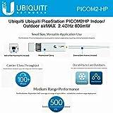 Ubiquiti PicoStationM2HP - Wireless Access Point - AirMax - 802.11 B/G/N (PICOM2HUS)