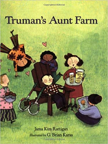 Image result for truman's aunt farm book image