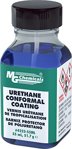 MG Chemicals 4223-55ML Urethane Conformal Coating, 55 ml Bottle by MG Chemicals