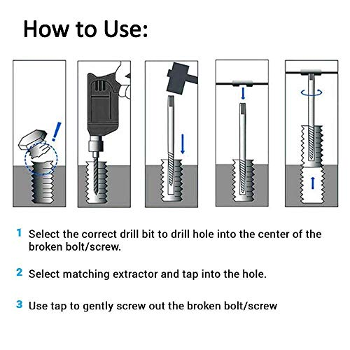 Buy tool to get broken screw out