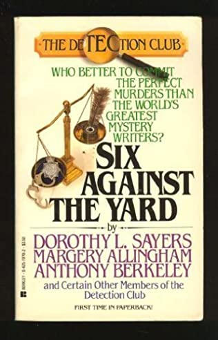 book cover of Six Against the Yard