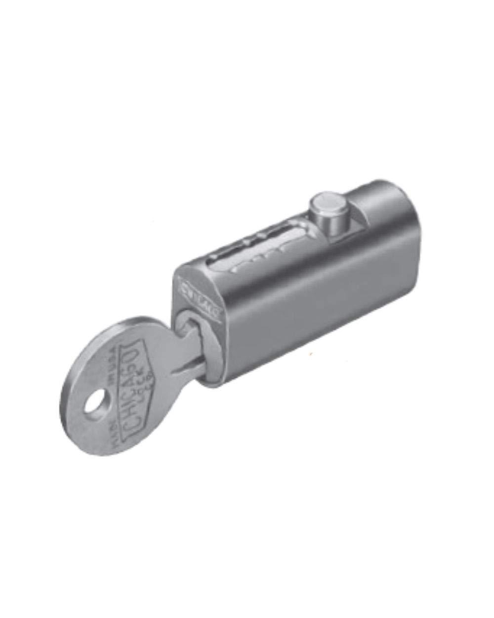Chicago File Cabinet Lock CEXP-19DC