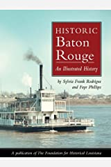 Historic Baton Rouge Hardcover