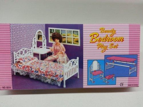 Barbie Bedroom Set - 9