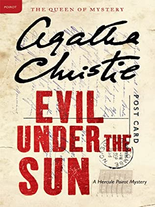 book cover of Evil Under the Sun