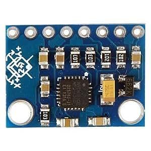 FJAMEI@ GY-521-MPU 6050 Módulo 3 ejes giroscopio + acelerómetro para (para arduino) - azul