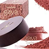 Mineral Powder Makeup Blusher – Vegan 100% Natural BF1 Shade Make Up Blush for All Skin Types and Long Lasting Results - In a 9gr Combo Size Jar