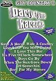 Party Tyme Karaoke: Guy Country, Vol. 2